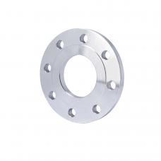 "Фланец плоский приварной 3/8"" DN10 (17,2 мм), PN10 AISI 304, ISO DIN 2576"