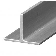 Тавр нержавеющий 100х100х10,0х6000 мм AISI 304 (08Х18Н10) г/к, 1D