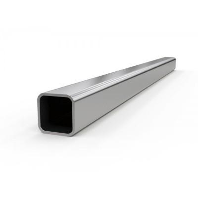Труба нержавеющая квадратная 60х60х1.5 мм AISI 304 (08Х18Н10) EN 10219-2