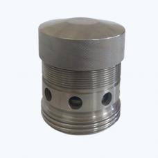 Воздушный клапан двойного действия Dn50, AISI 304