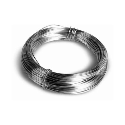 Проволока нержавеющая 6,0 мм AISI 201 (12Х15Г9НД), т/с, мягкая