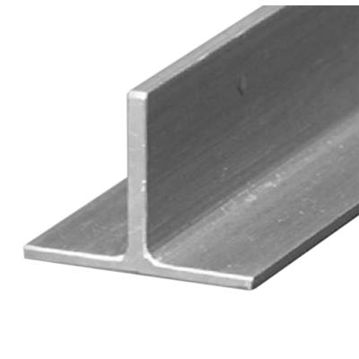 Тавр нержавеющий 50х50х3,0х6000 мм AISI 304 (08Х18Н10) г/к, 1D