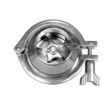 Обратный клапан С-C Type CLAMP DN25(28 mm), AISI 304