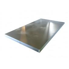 Лист нержавеющий 1,0х1219х2439 мм AISI 304 (08Х18Н10) х/к, золото+BA