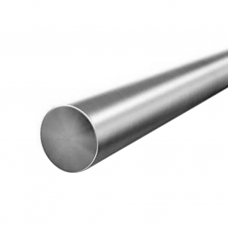 Круг нержавеющий 10,0 мм 10Х17Н13М2Т г/к, матовый