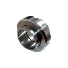 Резьбовое соединение под вальцовку в сборе Dn25, NBR/ AISI 304. DIN11851